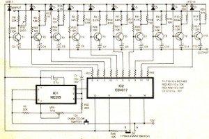 Digital Volume Controller Circuit