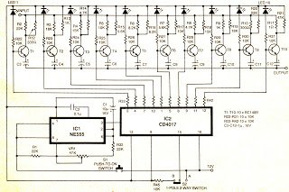 Digital Volume Controller Circuit
