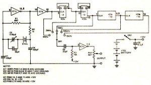 Marker Generator Circuit