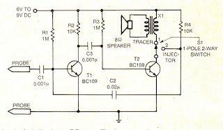 Signal Injector Circuit