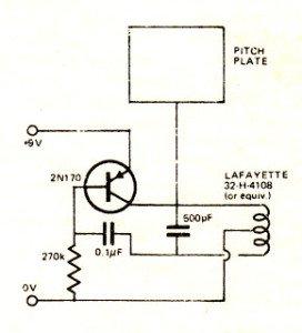 Theremin Circuit