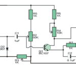 Simple Tachometer circuit