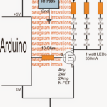 How to use High Watt LEDs with Arduino