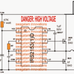 DC to AC Inverter Circuit