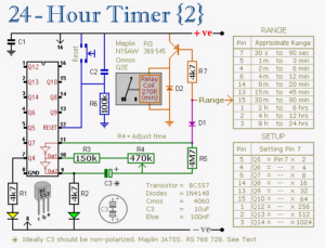 How to Build a Timer Circuit with Auto Pause and Resume During Power Failures