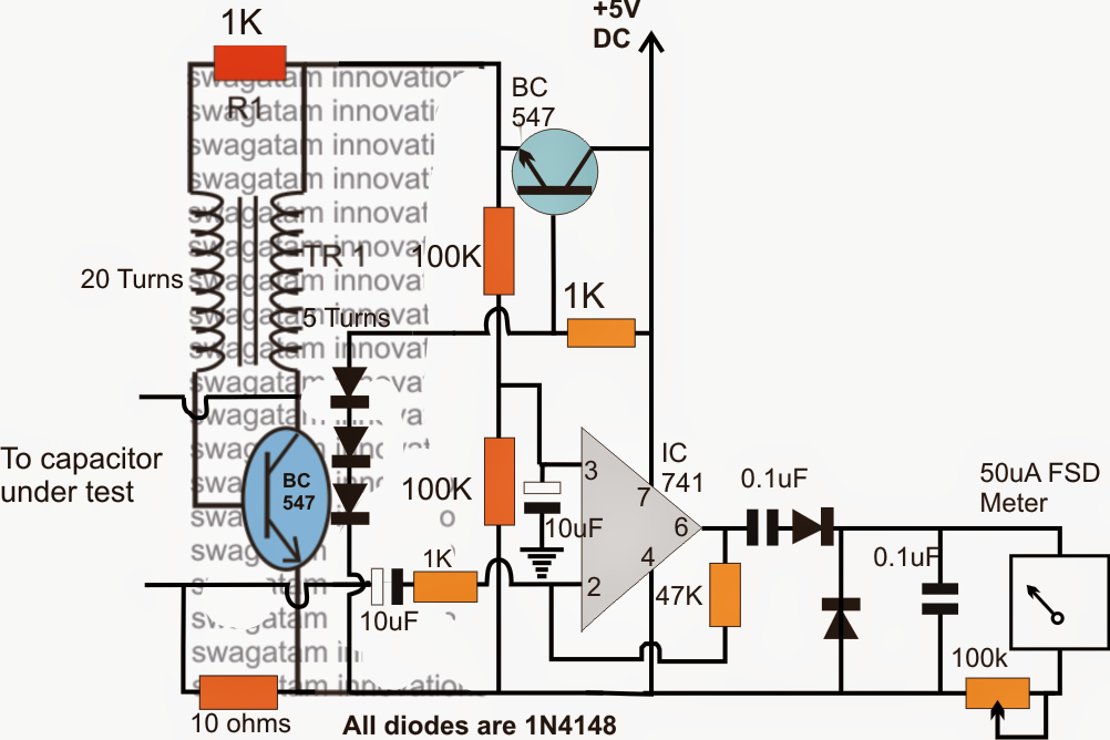 How to Build a ESR Meter Circuit