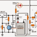 How to Make a Lithium Polymer Battery Charger Circuit
