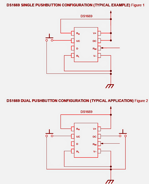 How to Build a Digital Up/Down Volume Control Circuit Using