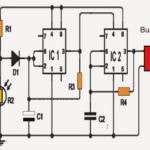 How to Make a Refrigerator Door Open Alarm Circuit