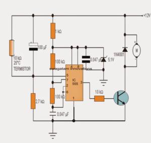 How To Make a Fan Speed Controller for Heatsink