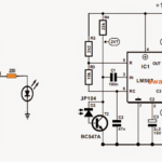 How to Build a Tuned Infrared (IR) Detector Circuit