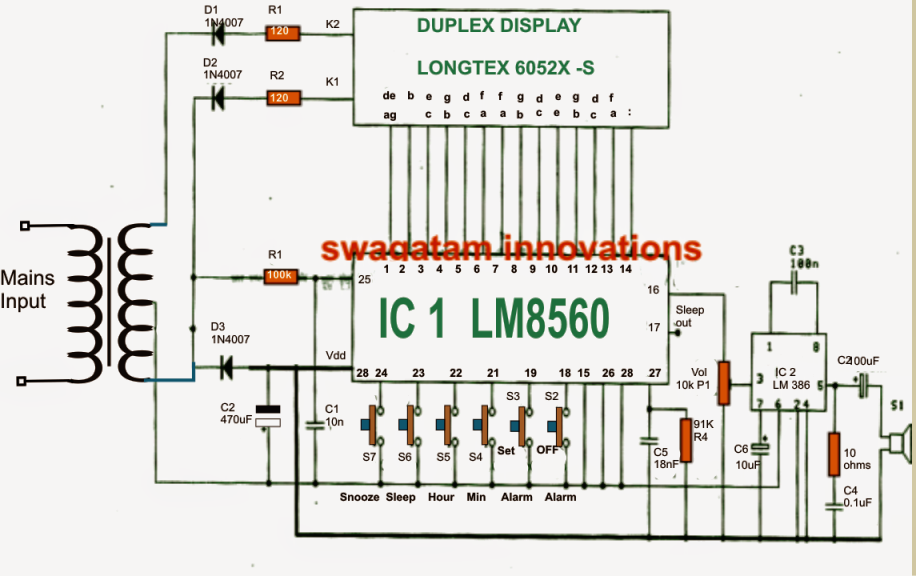 Admirable Wall Clock Wiring Diagram Wiring Diagrams Ae4 Wiring Database Aboleterrageneticorg