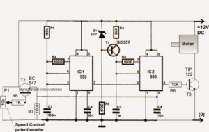 How to Build a PWM Air Blower Controller Circuit for Biomass Cook Stoves