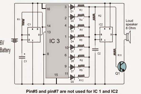 Simple Music Box circuit