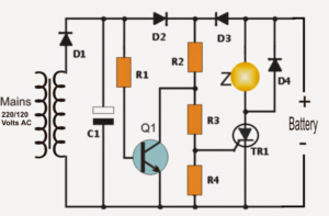 How to Make a Power Interruption Alarm Circuit