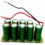 How to make a Super Capacitor Hand Cranked Charger Circuit
