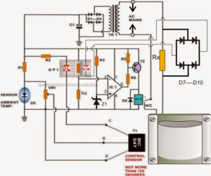 How to Build a Grid Transformer Fire Hazard Protector Circuit