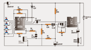 How To Make a Digital Voice Changer Circuit