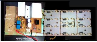 How To Build A Automatic 40 Watt Led Solar Street Light