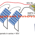 How to Use an SMPS Circuit as a Solar Charger