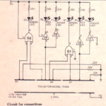 Automatic Signalling Circuit for Model Trains