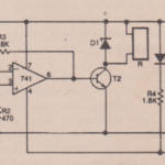 Simple Light Activated Switch Circuit