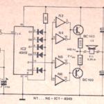 Making an Electronic Tuning Fork Circuit