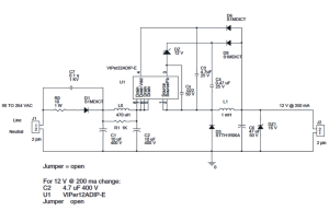 Peachy Great 7W Led Driver Circuit Diagram Pictures Output 280 300Ma Dc3 Wiring Digital Resources Funapmognl