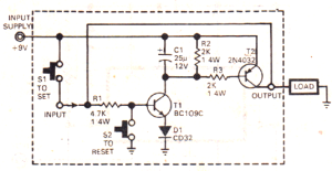 Making a Transformerless Power Supply Circuit