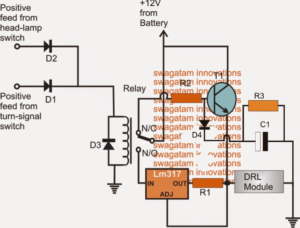 Enhance Car DRL with this Circuit
