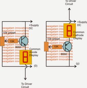 Simple Adjustable LED Circuit