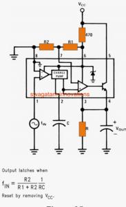 Automotive Speed Limit Indicator Circuit