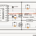 H-Bridge Inverter Circuit Using IC IRS2453(1)D
