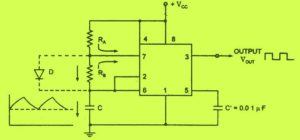 How to Design IC 555 Astable Circuit