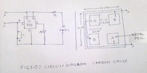 Carbon Gauge Circuit