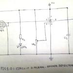 Simple Smoke Detector Circuit