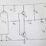 Voltage Stepper Circuit or Voltage Booster Circuit