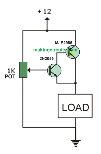 Simplest Variable 0 100v Power Supply Circuit