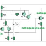 Simplest Low Drop Solar Charger Circuit