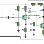 Subwoofer Amplifier Circuit – High Power