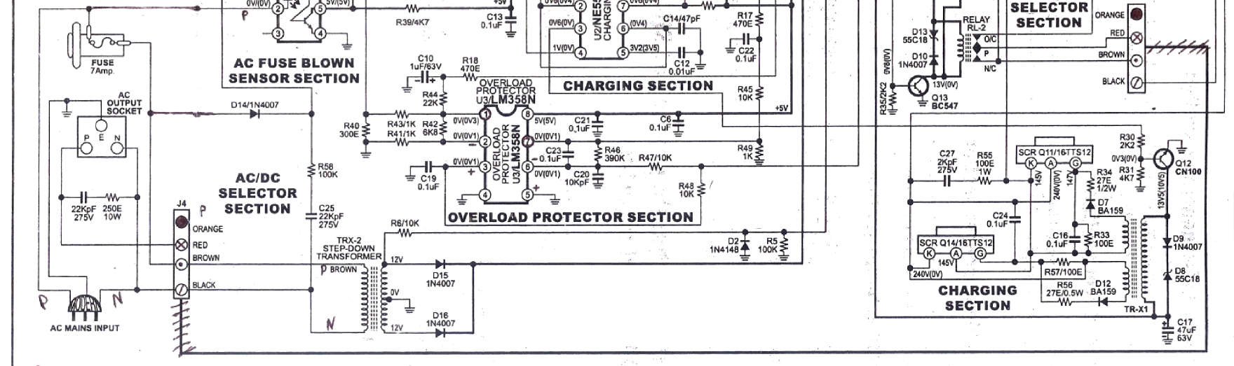 Microtek ups circuit diagram online schematic diagram sine wave inverter circuit using pic16f72 rh makingcircuits com microtek 1kva ups circuit diagram microtek computer ups circuit diagram asfbconference2016 Images