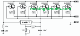 Simple 24V 20 Amp Adjustable Power Supply Circuit