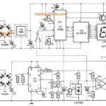 Digital Temperature Indicator Circuit