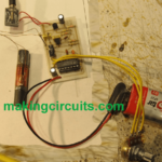 Metal Detector Circuit using a Single IC