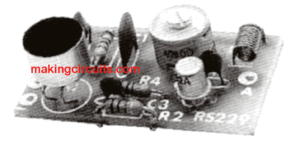 Small FM Transmitter Circuit Prototype