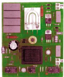 Music Stroboscope Circuit