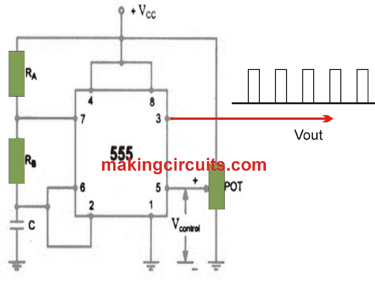 Stupendous Simple Voltage Controlled Oscillator Using Ic 555 Wiring Digital Resources Funapmognl
