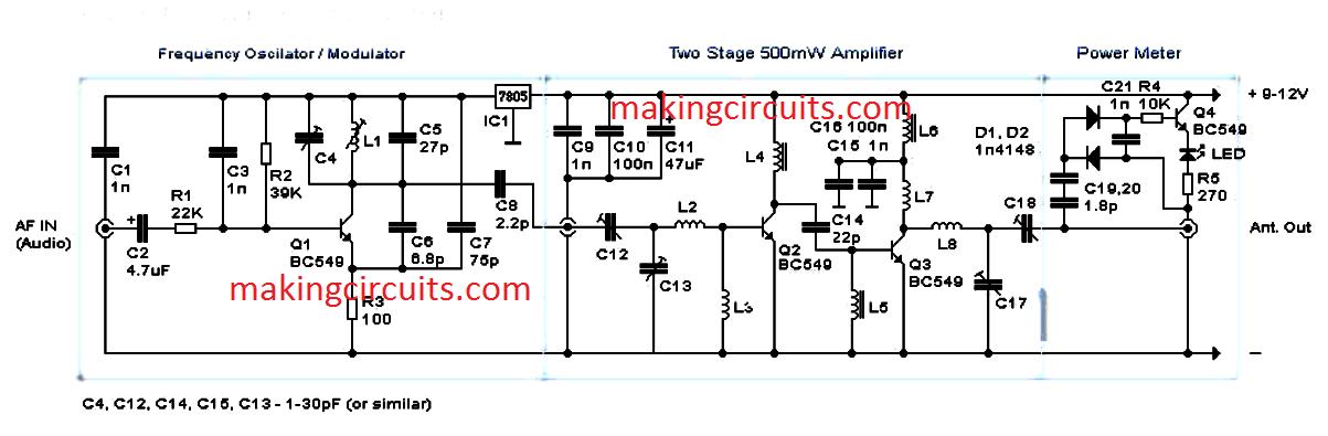 Make this 5 km Long Range Transmitter Circuit - Full Tutorial